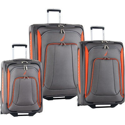 piece luggage set in Luggage