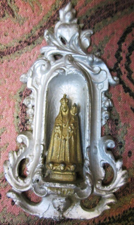 antique catholic statues in Statues & Figures