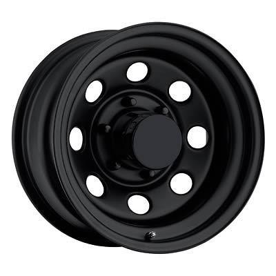 Pro Comp Xtreme Rock Crawler Series 98 Black Steel Wheel 15x8 6x5.5