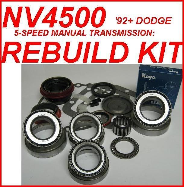 KIT 92+ DODGE TRUCKS PRO QUALITY (Fits Dodge Ram 2500 Van