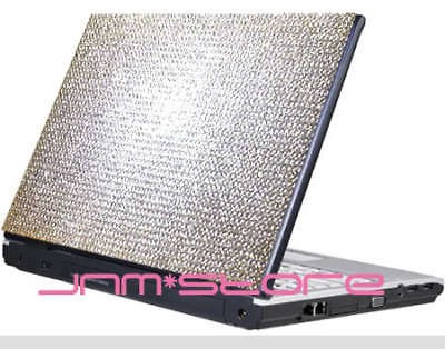 rhinestone laptop cover in Other