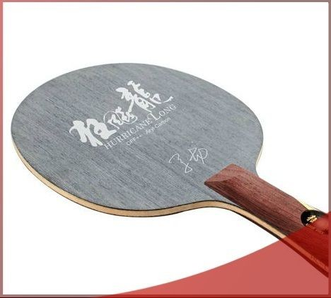 DHS Hurricane Long Blade Table Tennis Ping Pong  Used by Ma Long