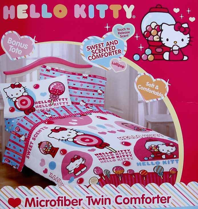 hello kitty bedding in Kids & Teens at Home