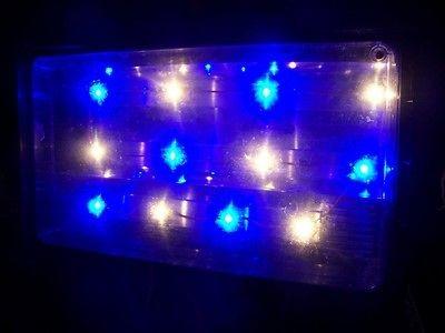 14 GALLON LED LIGHT UPGRADE KIT W/BALLAST DIMMABLE 36W NANO AQUARIUM