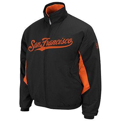 San Francisco Giants Authentic Therma Base Triple Peak Premier Jacket