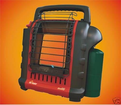 Mr. Heater MH9B Indoor Portable Propane Buddy Heater