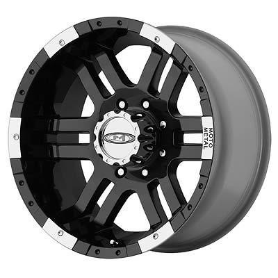 Moto Metal Wheel MO951 Aluminum Chrome 16x9 8x170mm BC 4.530