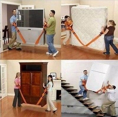 Moving Straps Transport Delivery multi function rope Belt carry easier