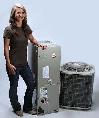 Payne Complete Split System Heat Pump 3 Ton 13 SEER