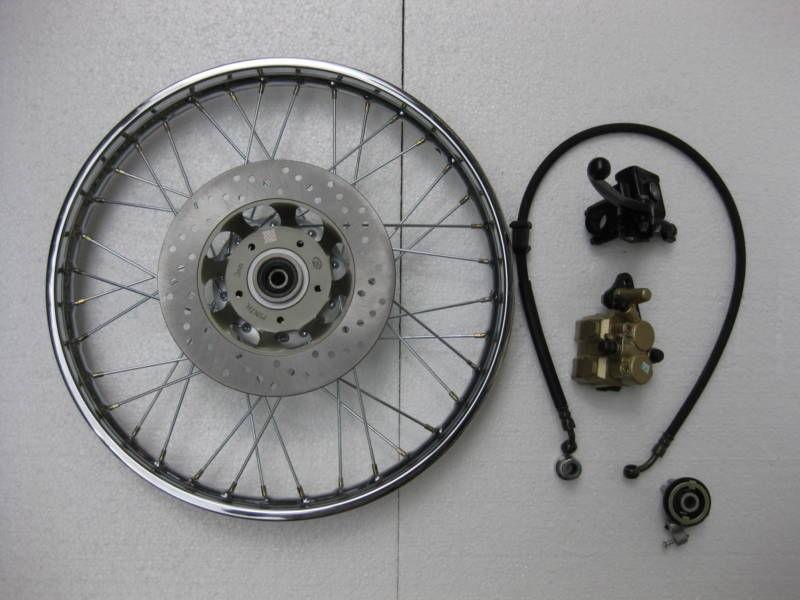 honda disc brake conversion in Car & Truck Parts