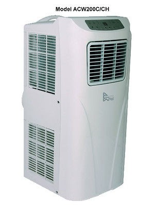 LG 10,000 BTU Portable Air Conditioner w/ Dehumidifier