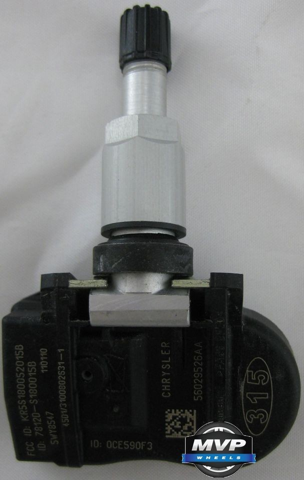 Factory OE Chrysler / Dodge / Jeep TPMS Tire Pressure Sensor 56029526A