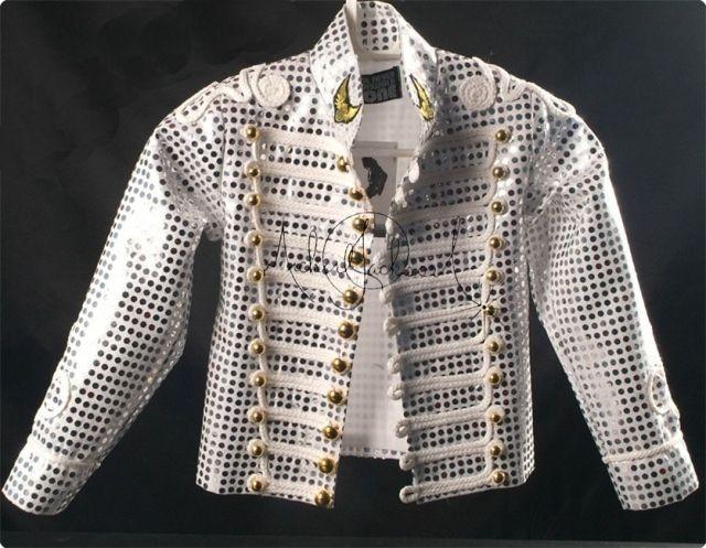 Michael Jackson AWARDS History World Tour Shinning JACKET MJ PARTY