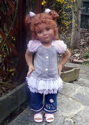 new chelsea susan lippl masterpiece doll now in stock time