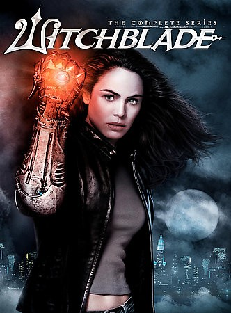 Witchblade   The Complete Series DVD, 2008, Multi Disc Set