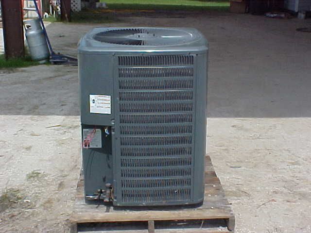 Unit Goodman 3 Ton Condenser Heat Pump R22 2009 Model L K