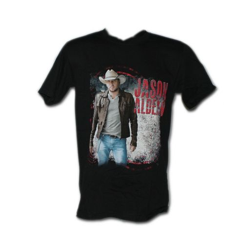 2012 Unworn NEW JASON ALDEAN T tee shirts MY KINDA PARTY Night train