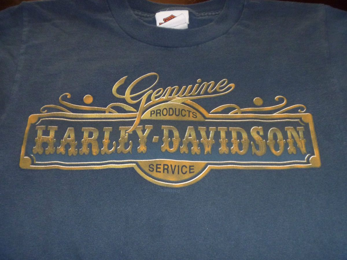 Harley Davidson Motorcycles Albuquerque T Shirt Size S