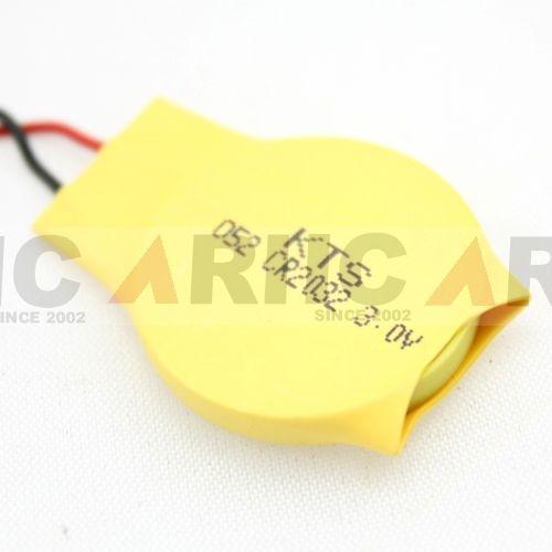 2pin BIOS CMOS Battery CR2032 3V For Samsung DELL HP ACER