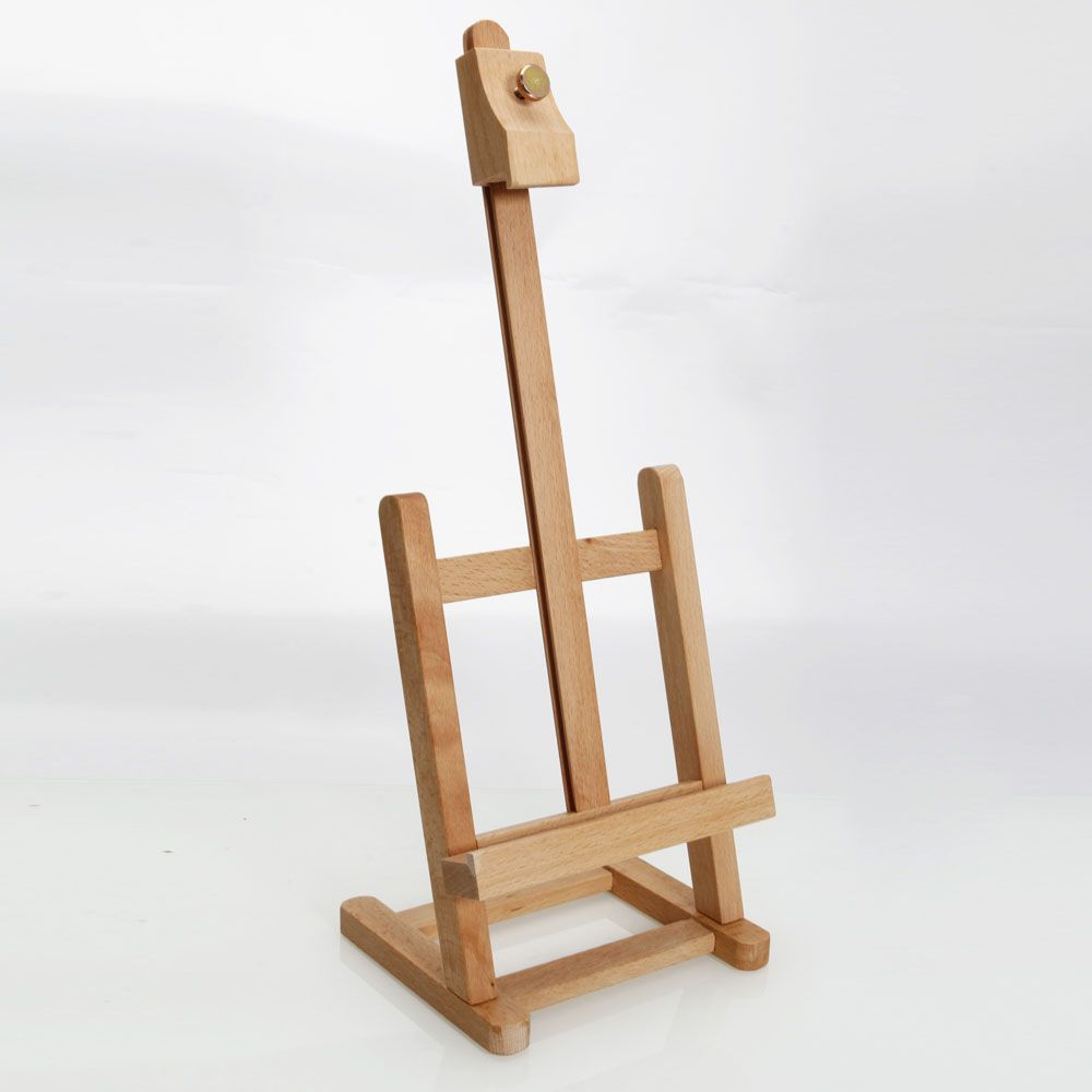 17inch Artist Easel Wood Tripod Table Top Easel Display Drawing