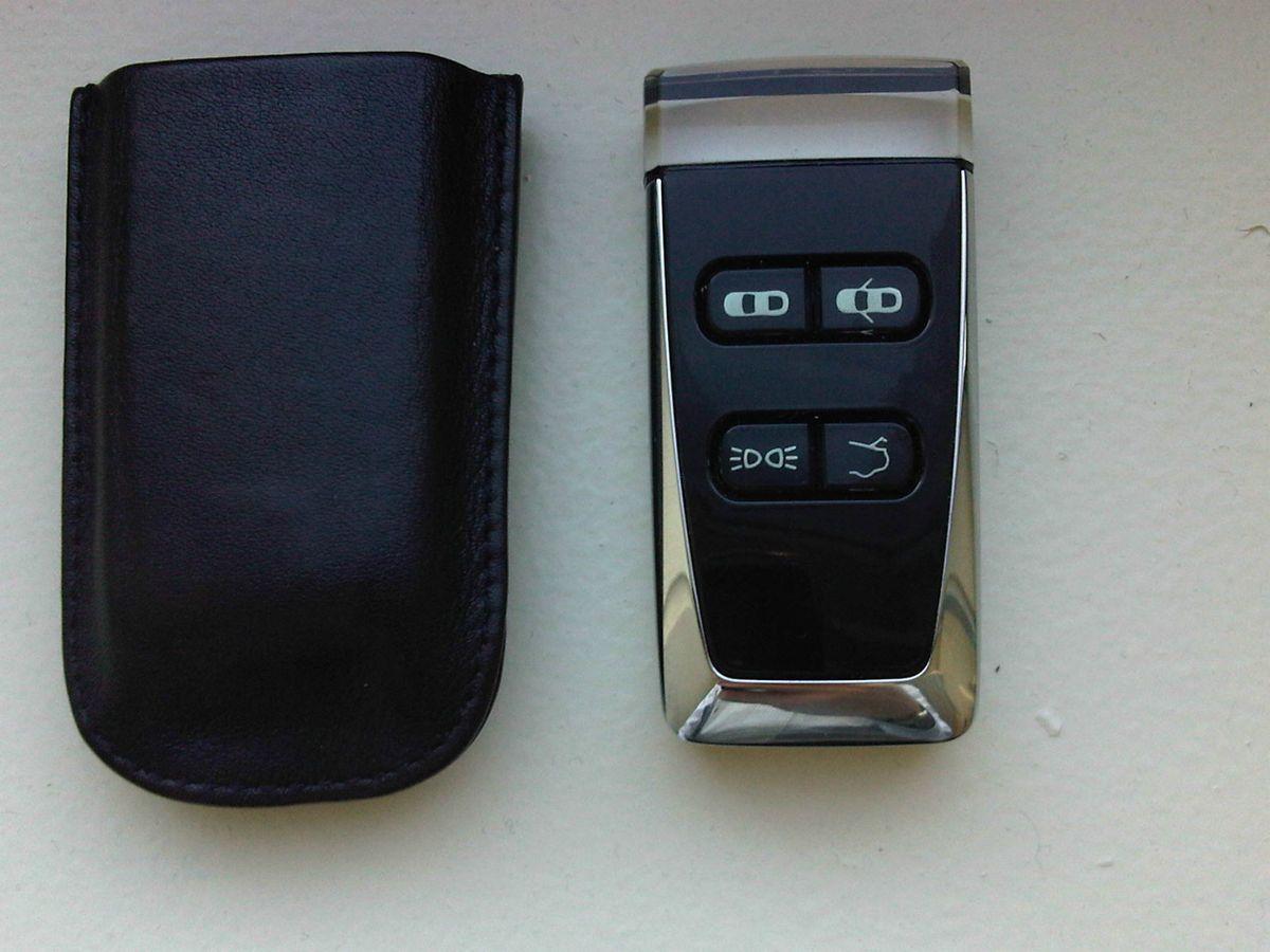Aston Martin Crystal Glass Key Fob Remote W Pouch Db9 Dbs One77 V8