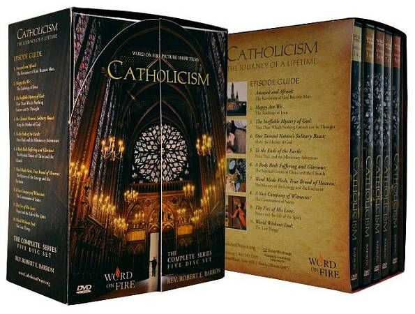 Catholicism The Complete Series DVD, 2011, 5 Disc Set