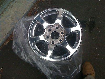 GM 2001 2007 truck Sierra Silverado Tahoe Yukon alloy wheel #88892482