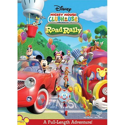 Buena Vista Mickey Mouse Clubhouse road Rally [dvd/ws]