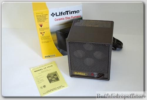pictured energy efficient ceramic electric space heater 1500w used