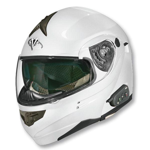 com Modular Bluetooth Communication Street Bike Helmet