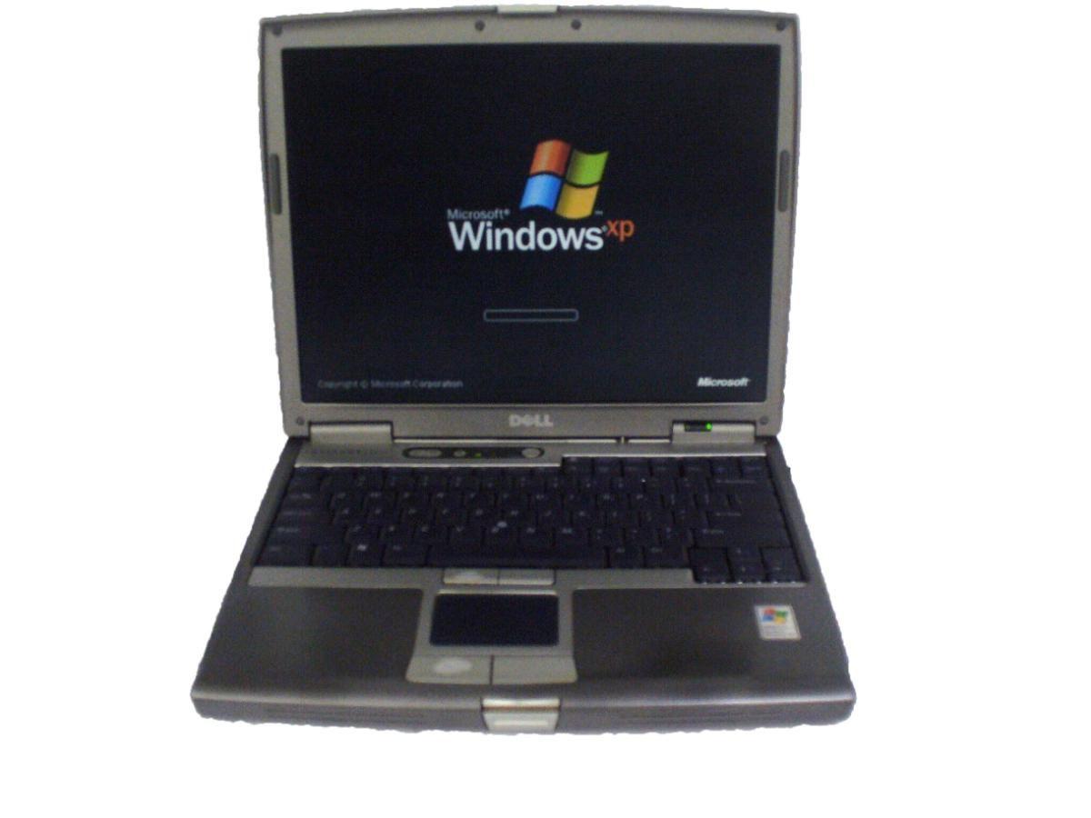 Dell Latitude D610 WiFi Laptop PM 2 13GHz 1GB 40GB Combo XPP Free