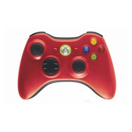 Red Xbox 360 Modded Rapid Fire Controller 12 Mode Drop Shot New