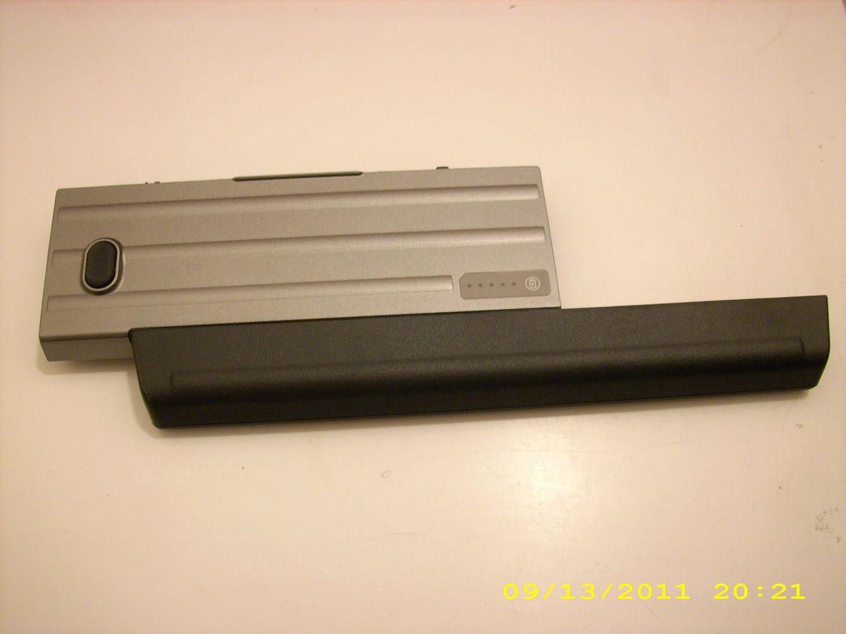 Genuine Dell OEM Latitude Laptop Battery D630 D620 ATG D630 TC030 New