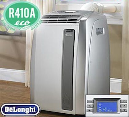 DeLonghi 14 000 BTU Portable Room Air Conditioner Pac A140E New in Box