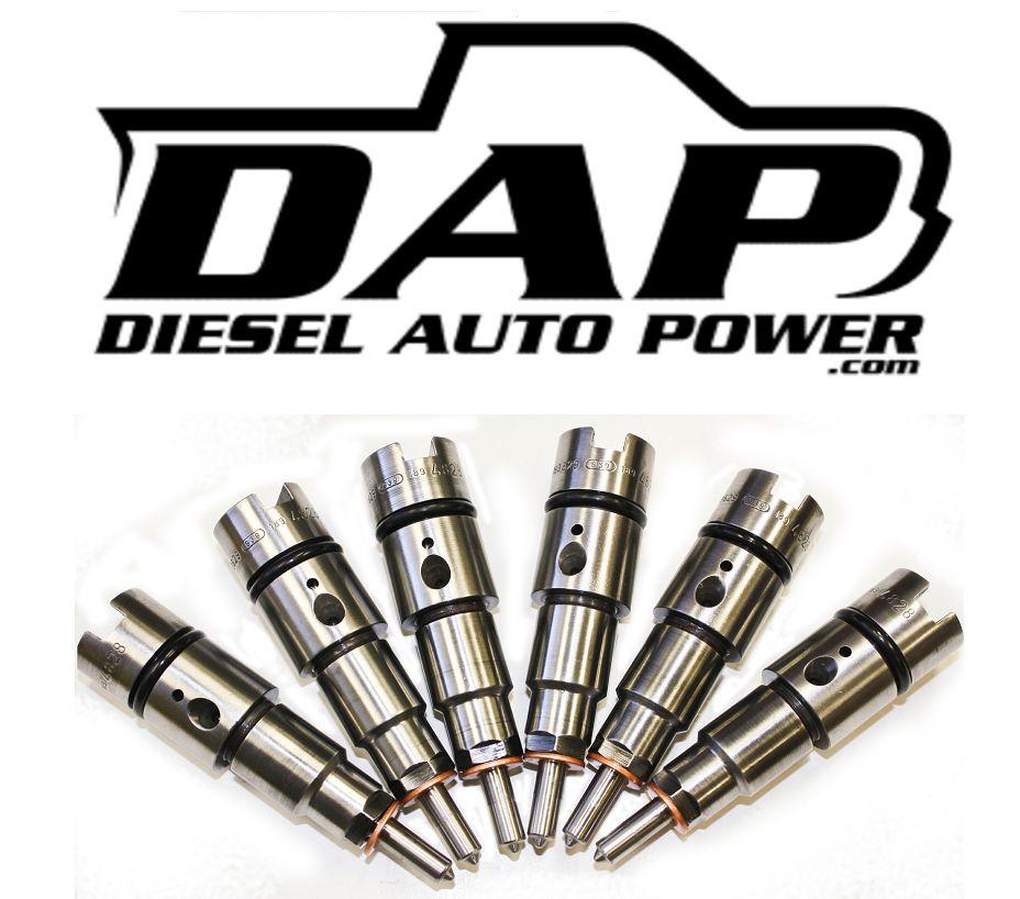 Injectors Dodge RAM Cummins 24V 1998 2002 Diesel 250 HP