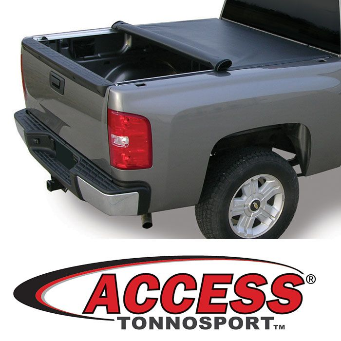 01 07 Chevy GMC Dually 8 Bed Agricover Roll Up TonnoSport Cover, PN