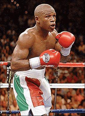 Floyd MAYWEATHER Jr Career Set Boxing DVD