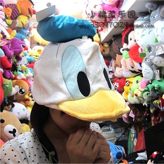 Donald Duck Disney Cartoon Character Cosplay Costumes Cute Blue Color