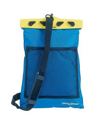 Kwik Tek Dry Pak Waterproof Nylon Pack Storage Case