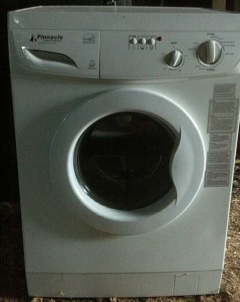 Pinnacle by Majestic Combo Washer Dryer for RV