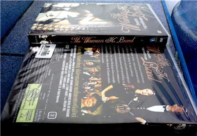 THE WOMAN HE LOVED Jane Saymour, Wallis Simpson King Edward Drama DVD