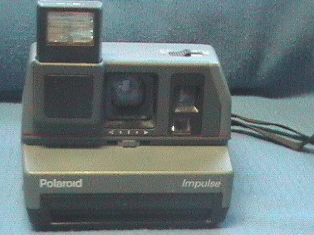 """Polaroid """"Impulse"""" Camera Instant Camera Gray"""