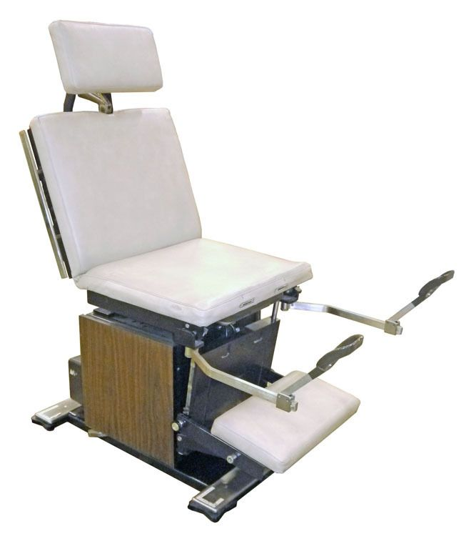Ritter 175 Swiveling OBGYN Power Exam Chair Table Patient Hospital
