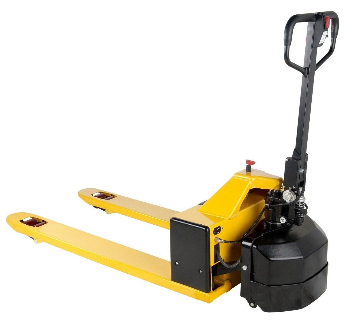 Forklift pallet jack heavy duty pallet jack lift for Motorized pallet jack rental