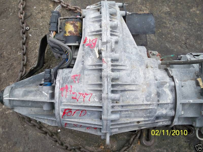 1997 98 Ford Expedition F 150 Automatic Transfer Case