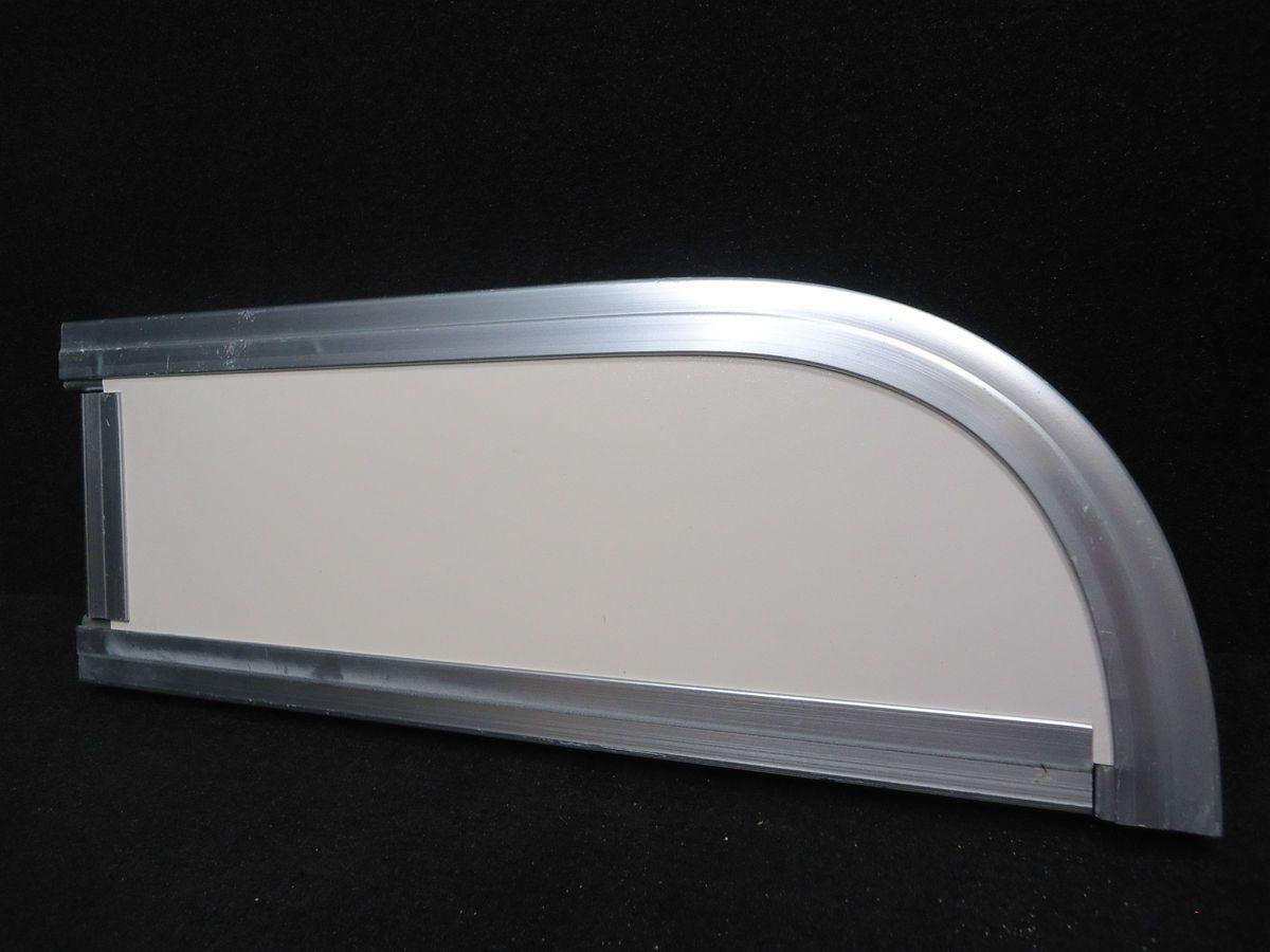 Replacement Pontoon Boat Railings : Aluminum pontoon railing fencing replacement