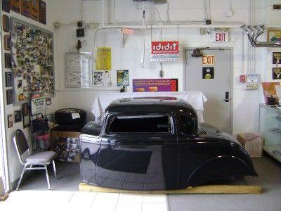 1932 ford rear frame horn covers fiberglass street hot rat rod