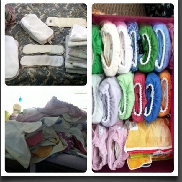 Cloth Diapers Lot bumgenius Grovia Gdiapers