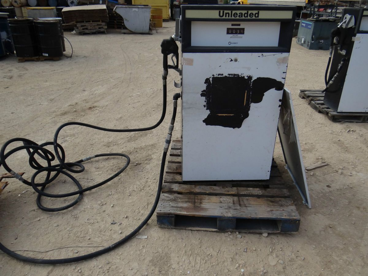 Gasboy Gas Pump Diesel Fuel Pump Gasoline Pump Service Station