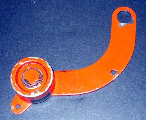 Ford Gilson Montgomery Wards Vintage 826 Snowblower Flat Idler Belt